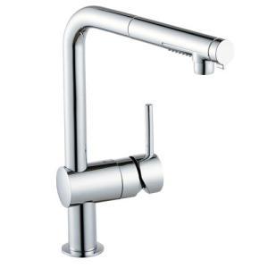 グローエ GROHE シングルレバーキッチン混合栓 コールドスタート仕様 JP369301|aquashop07
