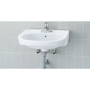 INAX 大形洗面器 (シングルレバー混合水栓セット) L-176UEC + LF-B350SY|aquashop07
