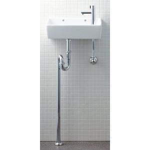 LIXIL  INAX 壁付手洗器 (ハンドル式水栓) L-A35HA L-A35HB YL-A35HA YL-A35HB|aquashop07