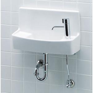LIXIL INAX 壁付手洗器(ハンドル水栓) L-A74HC L-A74HA L-A74HD L-A74HB|aquashop07