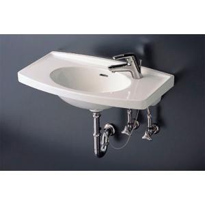 TOTO カウンター一体形洗面器セット L270C + TLS04302J|aquashop07