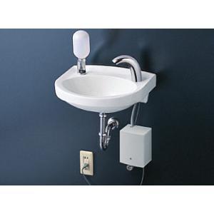 TOTO 壁掛手洗器(平付)セット L30DM + TENA40A + TS126AR aquashop07