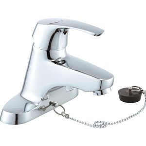 LIXIL INAX 洗面器・手洗器用水栓金具 シングルレバー混合栓 LF-B355SY|aquashop07