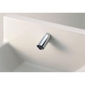 TOTO 壁掛ハイバック洗面器 アクアオート(自動水栓)セット LSE130AP1 LSE130AS1|aquashop07