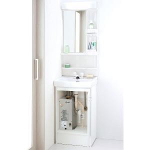 INAX 洗面化粧台 オフト 間口500mm FTVN-500/VP1W MFK-501(ゆプラス仕様)|aquashop07