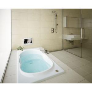 TOTO 浴槽 ネオエクセレントバス エプロンなし ワンプッシュ排水栓 1600サイズ PAS1610RJ PAS1610LJ|aquashop07