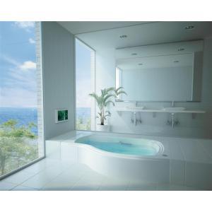 TOTO 浴槽 ネオエクセレントバス 一方半エプロン ワンプッシュ排水栓 1650サイズ PAS1621LJ PAS1621RJ|aquashop07