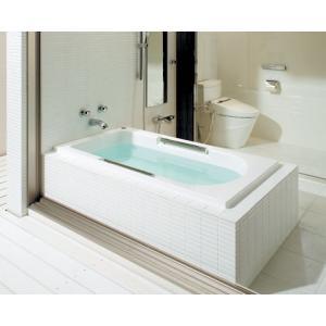 TOTO 浴槽ラフィア 1500サイズ(エプロンなし) PHS1500RJ#NW1 PHS1500LJ#NW1|aquashop07