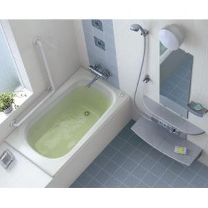 TOTO 浴槽 ネオマーブバス 一方半エプロン ゴム栓式排水栓 1300サイズ PNS1301R PNS1301L|aquashop07