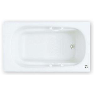 TOTO 浴槽 ネオマーブバス エプロンなし ワンプッシュ排水栓 1300サイズ PNS1330RJ PNS1330LJ|aquashop07