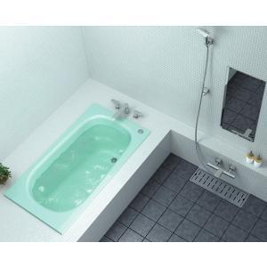 TOTO 浴槽 ネオマーブバス エプロンなし ワンプッシュ排水栓 1400サイズ PNS1400RJ PNS1400LJ|aquashop07
