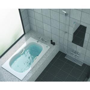 TOTO 浴槽 ネオマーブバス 一方半エプロン ゴム栓式排水栓 1400サイズ PNS1441R PNS1441L|aquashop07