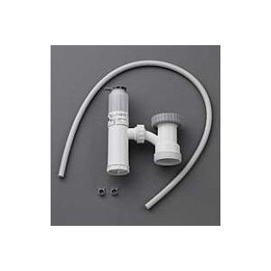 TOTO 湯ぽっと別売部材 先止め式電気温水器用 キッチン用 密閉式排水ホッパー RHE98H-50N|aquashop07