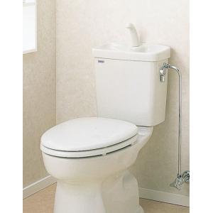 セキスイ(SEKISUI) 簡易水洗便器リブレット 洋風陶器製手洗付ロータンク式 AY-TD(N)|aquashop07