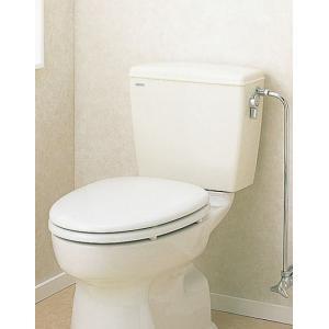 セキスイ(SEKISUI) 簡易水洗便器リブレット 洋風樹脂製手洗なしロータンク式 TY-D(N)|aquashop07