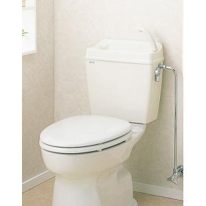 セキスイ(SEKISUI) 簡易水洗便器リブレット 洋風樹脂製手洗付ロータンク式 TY-T(N)|aquashop07