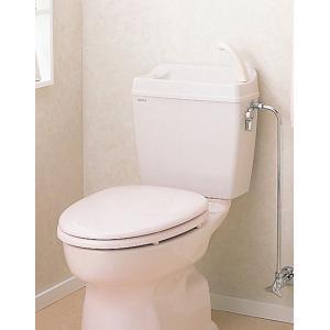 セキスイ(SEKISUI) 簡易水洗便器リブレット 洋風樹脂製手洗付ロータンク式 TY-TD(N)|aquashop07