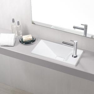 リラインス オーバーカウンター型手洗器 RW202|aquashop07