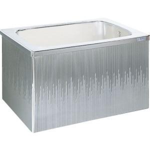 LIXIL サンウエーブ ステンレス浴槽 据置式 2方全エプロン 間口90cmタイプ SA090-22RA-BL SA090-22LA-BL|aquashop07