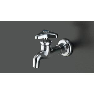 TOTO 単水栓 送り座付き胴長横水栓 節水こま 20mm T23AE20 aquashop07