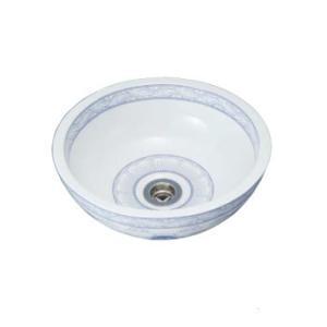 水生活製作所 手洗鉢 景徳鎮 白青 TK13C aquashop07