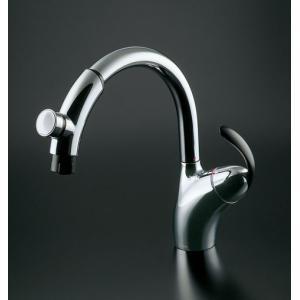 TOTO タッチスイッチ水栓(ワンホールハンドシャワータイプ) TKN34PBTRR|aquashop07