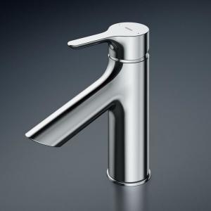 TOTO 台付シングル混合水栓 ワンプッシュなし TLS01303J TLS01303Z|aquashop07