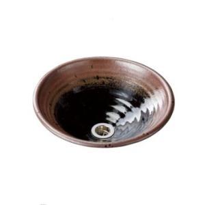 水生活製作所 手洗鉢 美濃焼 黒天目(くろてんもく) Lサイズ TM13DL aquashop07