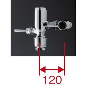 TOTO 節水形フラッシュバルブ本体 標準品 ハンドル式 TV550R|aquashop07