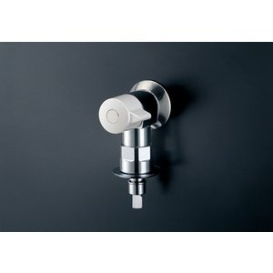 TOTO 緊急止水弁付洗濯機用水栓「ピタットくん」 TW11R|aquashop07