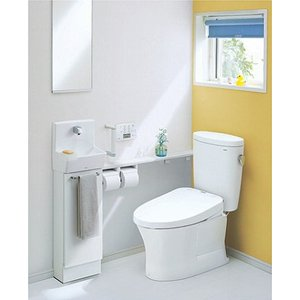 TOTO 手洗器 スリムタイプC 埋込なし カウンタータイプ(1200サイズ) ULD12 aquashop07