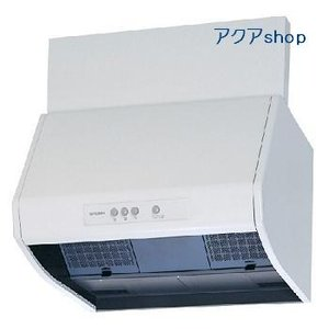 三菱電機 レンジフードファン(ブース形(深形)) V-602K7 V-602K7-BK|aquashop07