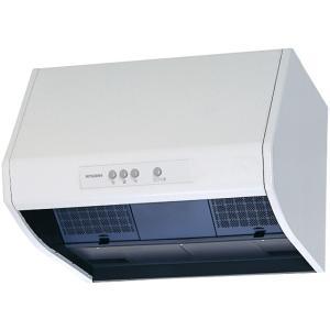 三菱電機 レンジフードファン ブース形(深形) 上幕板なしタイプ V-602K7-M V-602K7-BK-M aquashop07