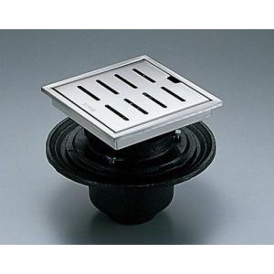 TOTO 浴室排水ユニット(ステンレス) YTB150SBS|aquashop07