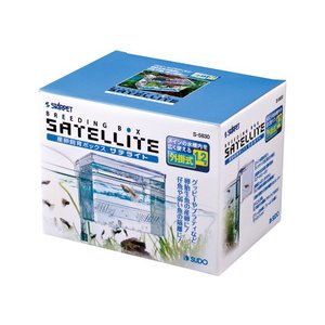 スドー 外掛け式産卵箱・隔離ケース サテライト|aquatailors