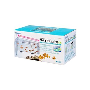 スドー 外掛け式産卵箱・隔離ケース サテライトL|aquatailors