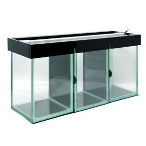 LEDライト付ベタ水槽 3部屋|aquatailors