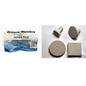 (Oceans Wonders) sample pack aragonite|aquatailors