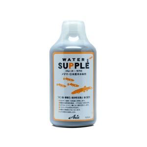 アクシズ フルボ酸・フミン酸配合 ウォーターサプリ メダカ・日本産淡水魚用 500ml aquatailors