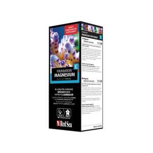 レッドシー リーフファンデーションC 500ml マグネシウム複合剤(ファンデーションC マグネシウム) aquatailors