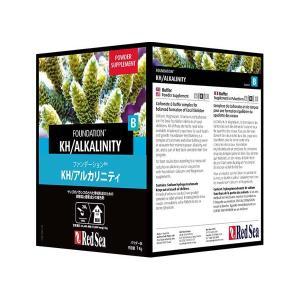 レッドシー リーフファンデーションB 1kg 炭酸塩・緩衝成分複合剤(ファンデーションB KH/アルカリニティ) aquatailors