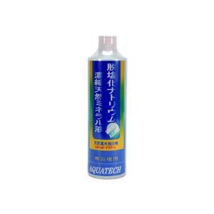 アクアテック 濃縮天然ミネラル液 ミネリッチアクアーレ 500ml|aquatailors