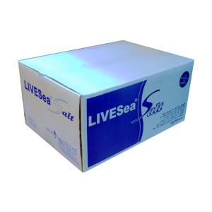 デルフィス ライブシーソルト 600L用(200L×3袋)