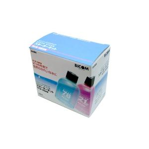 バイコム バクテリア スーパーバイコムスターターキット 淡水用 50ml(硝化菌専用基質1本付)|aquatailors