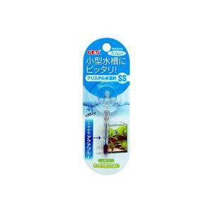 ジェックス クリスタル水温計 アクアブルー SS|aquatailors