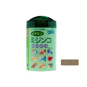 キョーリン ビタミン添加フリーズドライ ひかりFD ビタミンミジンコ 12g|aquatailors