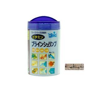 キョーリン ビタミン添加フリーズドライ ひかりFD ビタミンブラインシュリンプ 12g|aquatailors