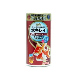 キョーリン ひかり菌&GB菌配合 金魚用フレーク ゴールドプロス 50g|aquatailors