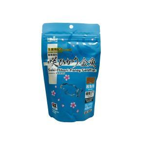 キョーリン ひかり菌配合 咲ひかり金魚 稚魚用 100g|aquatailors