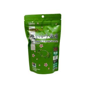 キョーリン ひかり菌配合 咲ひかり金魚 育成用 200g|aquatailors